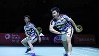 Kevin/marcus Lolos Ke Final, Hendra/ahsan Tersingkir