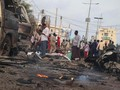 Korban Tewas Bom Mobil Somalia Terus Bertambah