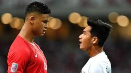 FOTO: Hasil Minor Timnas Indonesia di Laga Perdana Piala AFF