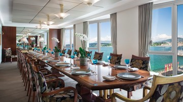 Hotel President Wilson, Geneva, Swiss