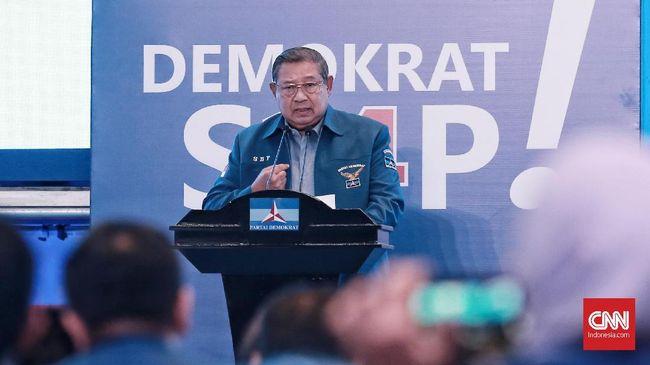 Petinggi Partai Demokrat Susilo Bambang Yudhoyono yakin Siti Nur Azizah bisa memperbaiki kesenjangan warga Tangsel.