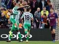 Barcelona Dikalahkan Real Betis 3-4 di Stadion Camp Nou