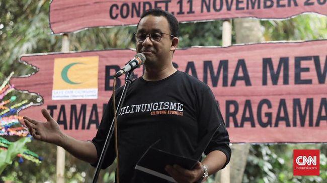 Anies Baswedan memastikan harga pangan di Jakarta stabil jelang perayaan Natal 2018 dan Tahun 2019.