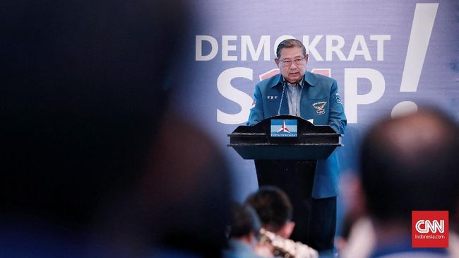 Merespons upaya kudeta para tokoh senior, DPP Partai Demokrat menegaskan bahwa