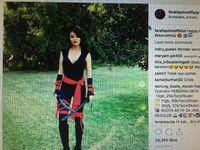Jadi Assassin Girl, Farah Quinn Bikin Netizen Rela Ditebas
