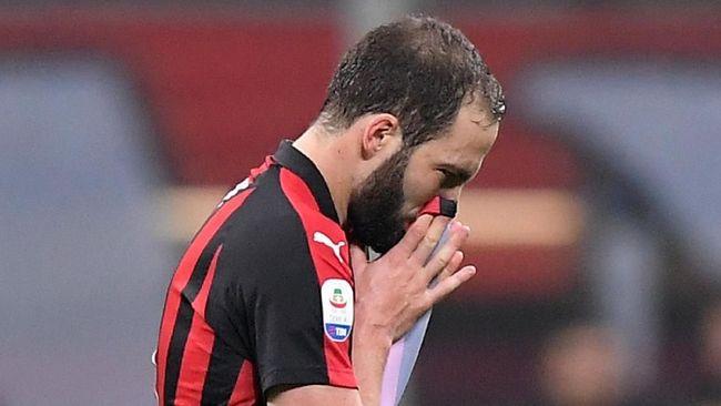 Direktur AC Milan, Leonardo meminta Gonzalo Higuain untuk bekerja keras dibandingkan memikirkan rumor kepindahannya di bursa transfer.