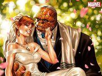 Marvel Comics Pastikan The Thing 'fantastic Four' Akhirnya Menikah