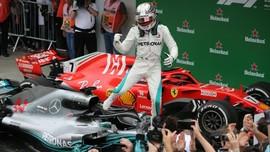 Hamilton Juara F1 GP China, Vettel Finis Ketiga