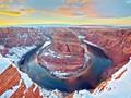 7 Situs UNESCO Berpemandangan Magis saat Musim Dingin
