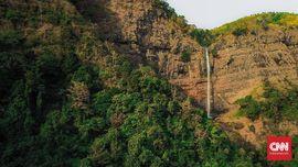 Pengelola Wisata Air Terjun Masih Cuek Soal Keselamatan Turis
