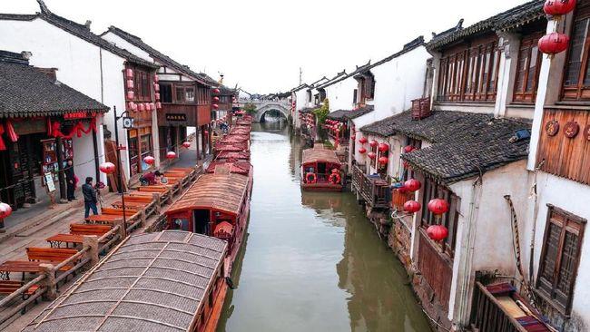 Selain Shanghai dan Beijing, ada destinasi wisata lain yang tak kalah menarik di China.