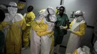 Kongo Umumkan Wilayah Timur Bebas Wabah Ebola