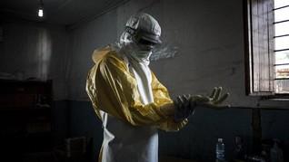 5 Tewas Akibat Ebola di Guinea, WHO Ingatkan Risiko Kawasan