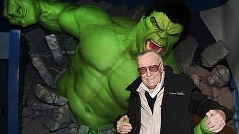 Mark Ruffalo. Sosok superhero hijau berbadan besar ini juga menjadi salah satu karya yang diciptakan oleh Stan Lee. Ruffalo mencurahkan kesedihannya atas kepergian sang kreator di akun Instagramnya.
