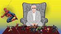 Pesuruh Lalu Jadi Penulis Superhero