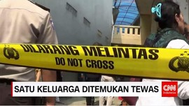 Korban Berjumlah 4 Orang, Diduga Dibunuh Perampok Rumah