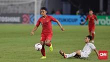 Shin Tae Yong Lepas Pemain Timnas Indonesia untuk Liga 1 2021
