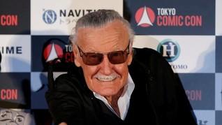 Stan Lee, Kreator Marvel Pengkritik Iklan Mobil