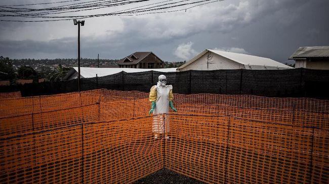 Pantai Gading melaporkan kasus virus Ebola untuk pertama kalinya lagi sejak 25 tahun yang lalu.