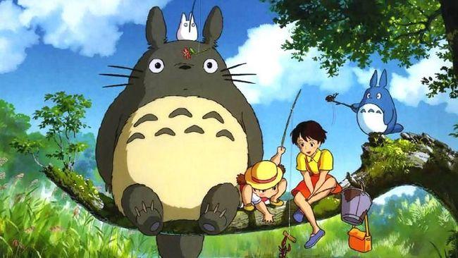Studio Ghibli merilis lebih dari 250 gambar resmi untuk film-film animasi klasik mereka, mulai dari My Neighbor Totoro hingga Pom Poko.