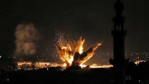 Serangan 6 Roket dari Libanon Picu Alarm Israel Bunyi