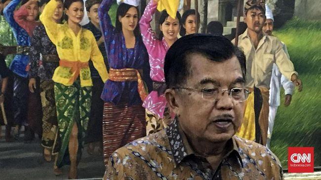 Wapres Jusuf Kalla menyebut diperlukan pengawasan dari Bawaslu selaku lembaga yang berwenang, karena dia meyakini Pemilu 2019 akan berjalan aman dan lancar.