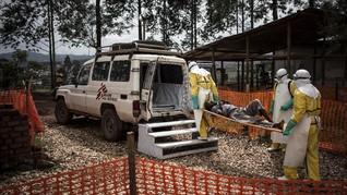 Virus Ebola yang Merebak Lagi di Kongo Sudah Renggut 4 Nyawa