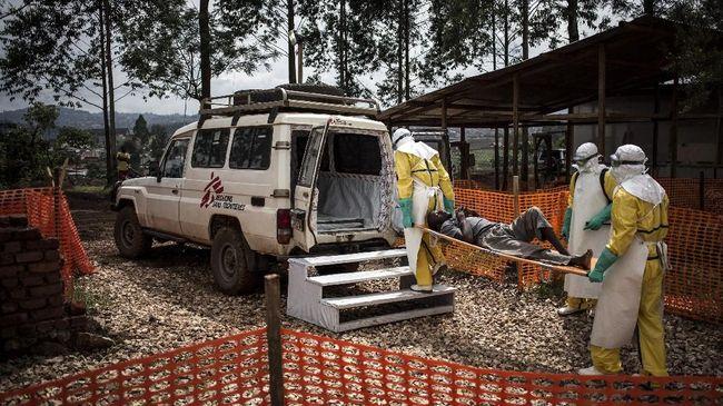 Sudah empat orang meninggal di Republik Demokratik Kongo setelah wabah virus ebola kembali merebak.