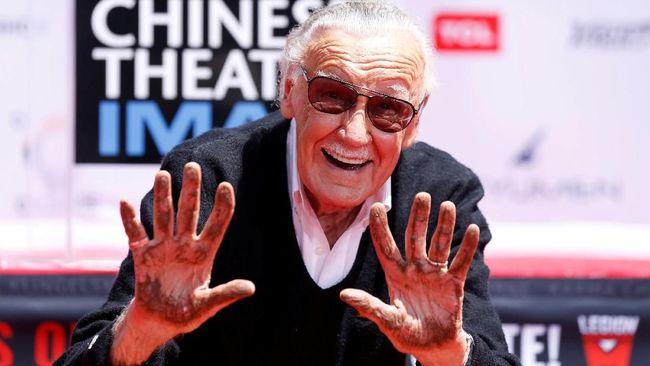 Meninggalnya kreator Marvel Comics, Stan Lee, tak urung membuat para bintang film Marvel merasa kehilangan. Mereka mengaku berhutang pada pria tersebut.
