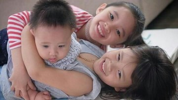 7 Potret Sibling Goals ala Anak-anak Public Figure Indonesia