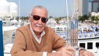 Stan Lee Tak Cuma Komikus, Ia Disebut Ikon Budaya Pop