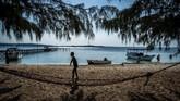 Selain Raja Ampat, Karimunjawa juga menawarkan eksotisme wisata bahari yang tak kalah menarik di Indonesia.