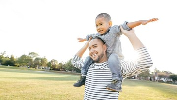 4 Cara Sederhana Agar Anak Tumbuh Bahagia