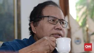 Diperiksa KPK 2 Jam, Rizal Ramli Sebut Swasta Picu Krisis 98