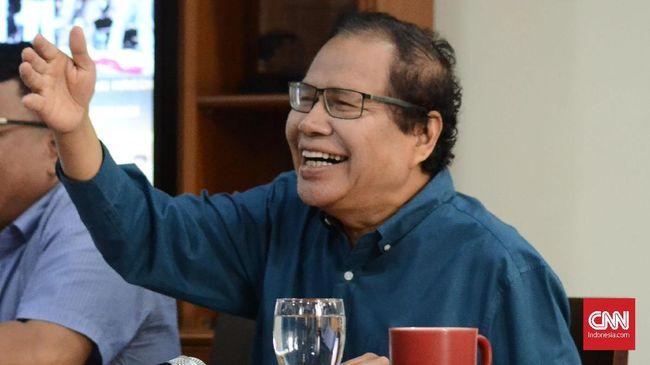 Rizal Ramli menyoroti adanya perubahan gaya komunikasi politik Jokowi. Menurutnya saat ini Jokowi meniru gaya George HW Bush pada Pemilu Amerika Serikat 1988.