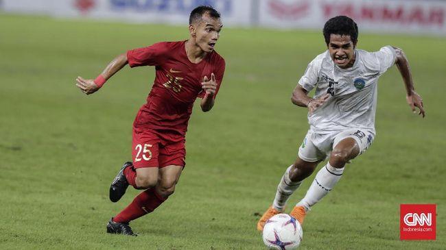 Pemain sayap Timnas Indonesia, Riko Simanjuntak menyatakan skuat Garuda tidak boleh gentar saat menghadapi Thailand di Piala AFF 2018.