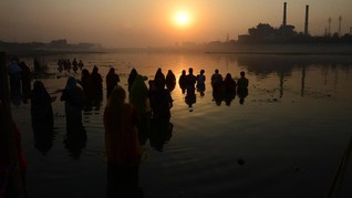 Pria dengan 39 Istri dan 127 Anak Cucu Meninggal di India