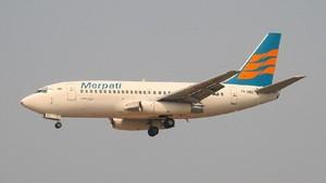 Pesangon Eks Karyawan Merpati Airlines Belum Dibayar