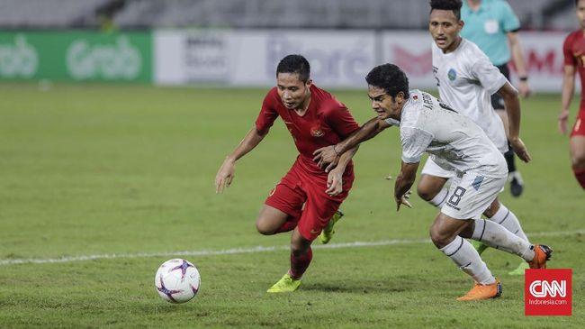 Babak I: Timnas Indonesia Tertinggal 0-2 dari Yordania