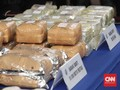 Polda Sumsel Ungkap Peredaran Narkotika Baru 'Ekstasi Domino'