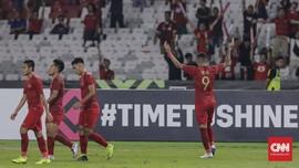FOTO: Kemenangan Perdana Timnas Indonesia di Piala AFF 2018