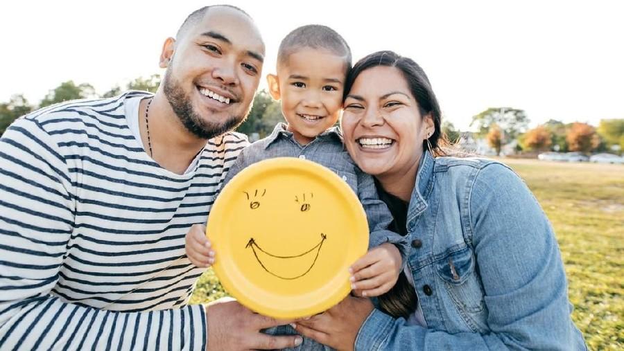 5 Kebiasaan Baik agar Anak Bermental Sehat