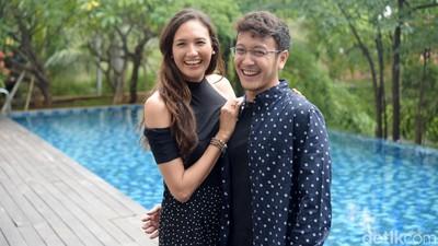 Quality Time ala Nadine Chandrawinata & Suami: Beres-beres Rumah