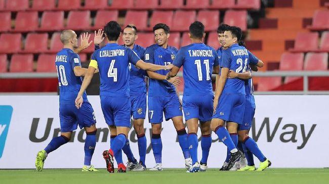 Timnas Thailand kehilangan bek keturunan Jerman Manuel Tom Bihr jelang melawan Timnas Indonesia pada laga Grup B Piala AFF 2018.