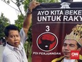 PDIP Tuding Poster Raja Jokowi Upaya Gembosi Suara di Jateng