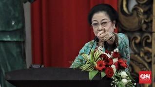 Megawati ke Jokowi soal Pangan: Kita Sangat Kaya Raya