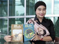 Alasan Okky Madasari Tulis Seri Buku Anak 'mata'