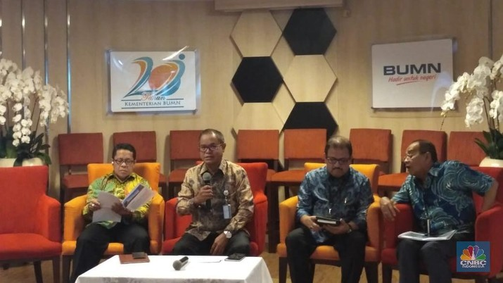 Siap-siap, RI Bikin Holding BUMN Perumahan & Infrastruktur
