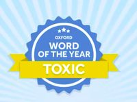 'toxic' Dinobatkan Jadi Word Of The Year 2018 Kamus Oxford