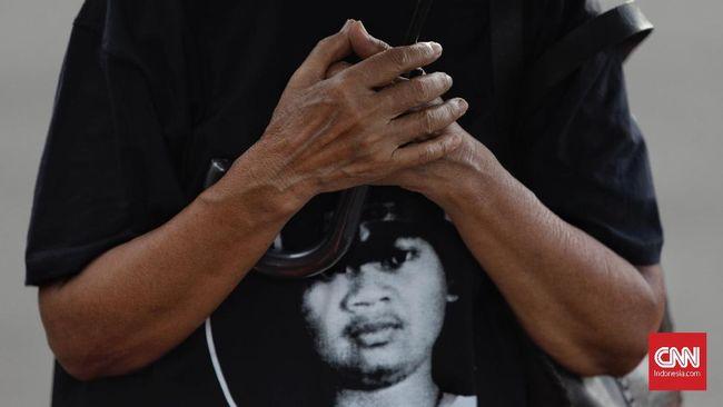 Sidang Gugatan terhadap Jaksa Agung ST Burhanuddin yang menyatakan Tragedi Semanggi I dan II bukan pelanggaran HAM akan diputus besok, (4/11).